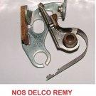 NOS DELCO POINTS BELAIR 1955 1956 V8 CORVETTE 1955 CADILLAC 1940 1941 1946 1947