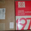 1977 BUICK SERVICE MANUAL HEAT A/C BODY CHASSIS ENGINE BRAKES TRANSMISSION