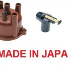 DISTRIBUTOR CAP & ROTOR TOYOTA TERCEL 1980 1981 1982 SCREW DOWN CAP JAPAN MADE
