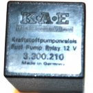 AUDI FUEL RELAY FAN RELAY WIPER RELAY VOLKSWAGEN FUEL INJECTION MADE IN GERMANY