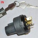 Ignition Switch Lock & Keys CHRYSLER DESOTO PLYMOUTH DODGE 60-68 TRUCK 1957-77