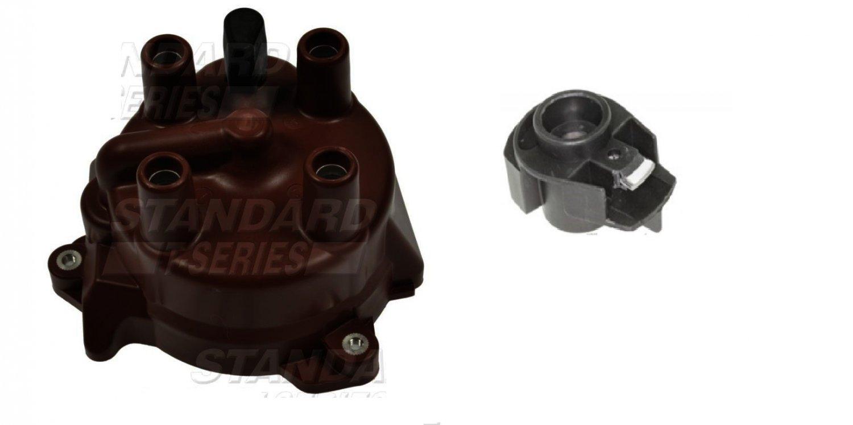 Distributor Cap & Rotor for Nissan Frontier 2000 2001 2002-2004 Xterra 2001-2004