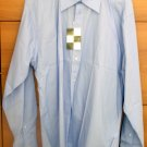 MENS CLOTHING SHIRT Long-Sleeved, light-blue,