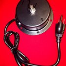 CEILING TURNER and DJ DISCO BALL MOTOR, 110v AC Plug-in Heavy Duty, party time