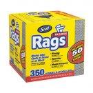 SCOTT Rags In A Box  (350ct)