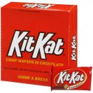 Kit Kat Crisp Wafers In Chocolate (36 Bars)