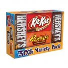 Hershey's Full Size Variety Pack  (30 pack)
