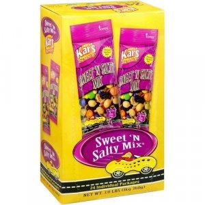 Kar's Sweet 'N Salty Mix  (24ct sleeves)