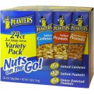 Planters - Tube Variety Snack Pack  (24 / 2 oz)