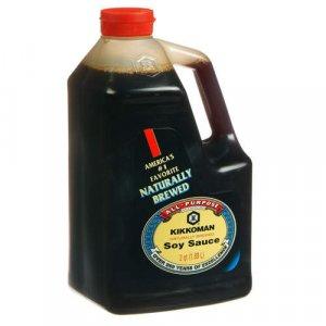 Kikkoman - Soy Sauce  (2 qt. Jug)
