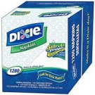 Dixie® - White Paper Napkins  (1280ct)
