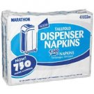 Marathon® - 1-Ply Dispenser Napkins  (4,500 napkins)