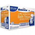 Marathon® - Jumbo Roll Bath Tissue  (6 rolls)