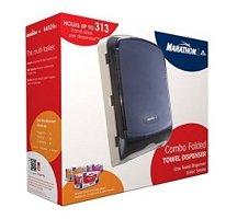 Marathon® - Folded Towel Dispenser  (Smoke)