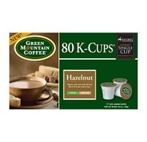 Green Mountain Hazelnut Coffee - Keurig K-Cups (80 ct.)