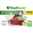 FoodSaver Combination Bags & Rolls