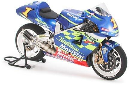 14089 Tamiya Telefonica MoviStar Suzuki RGV 2001