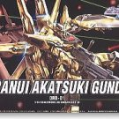 1/144 HG Shiranui Akatsuki Gundam Gundam SEED Destiny HG38