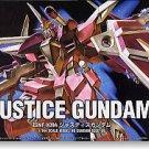 1/144 HG Justice Gundam Seed Destiny 08