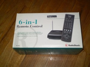 6in1 RF/IR Remote and Home Automation Extender. (FREE SHIPPING)