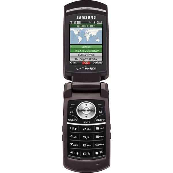 HexaBand DualMode Hybrid WorldPhone Renown U810 by Samsung. (FREE SHIPPING)