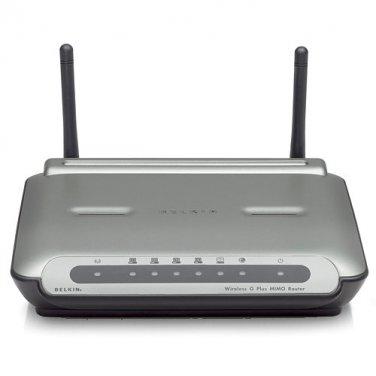 Wireless G Plus MIMO Router F5D9230-4 by Belkin