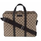 Gucci Unisex Briefcase/Laptop Bag