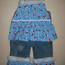 Boutique Christmas Overalls