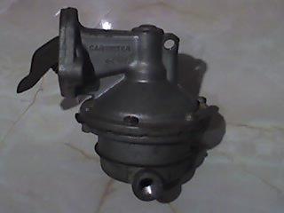 fuel pump CARTER