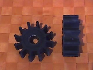 water pump impeller # 2 pcs.