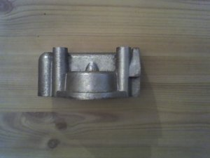 Volvo Penta thermostat housing
