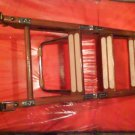 Riva boats Mahogany bathing ladder with spacer