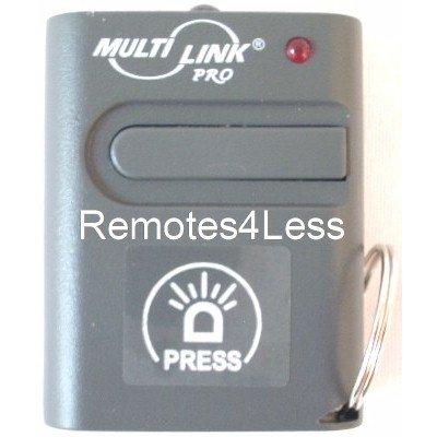 Allstar Allister Pulsar GTO Code Switch Compatible Keychain Garage Door Opener Sky Link PD-318