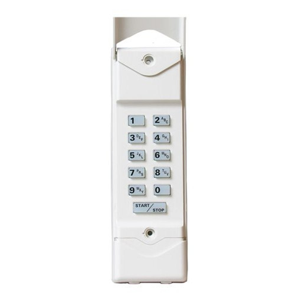 Linear Delta3 DTKP Wireless Digital Keypad Keyless Entry Garage Door Opener