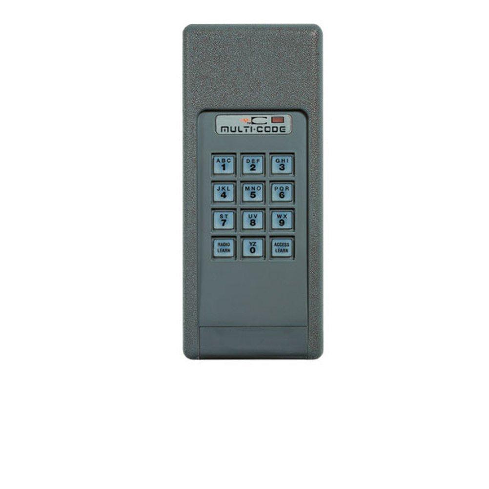 Stanley STAKP Code Switch 298601 Multi-Code 2986 Wireless Keyless Entry Keypad by Linear MCS298601