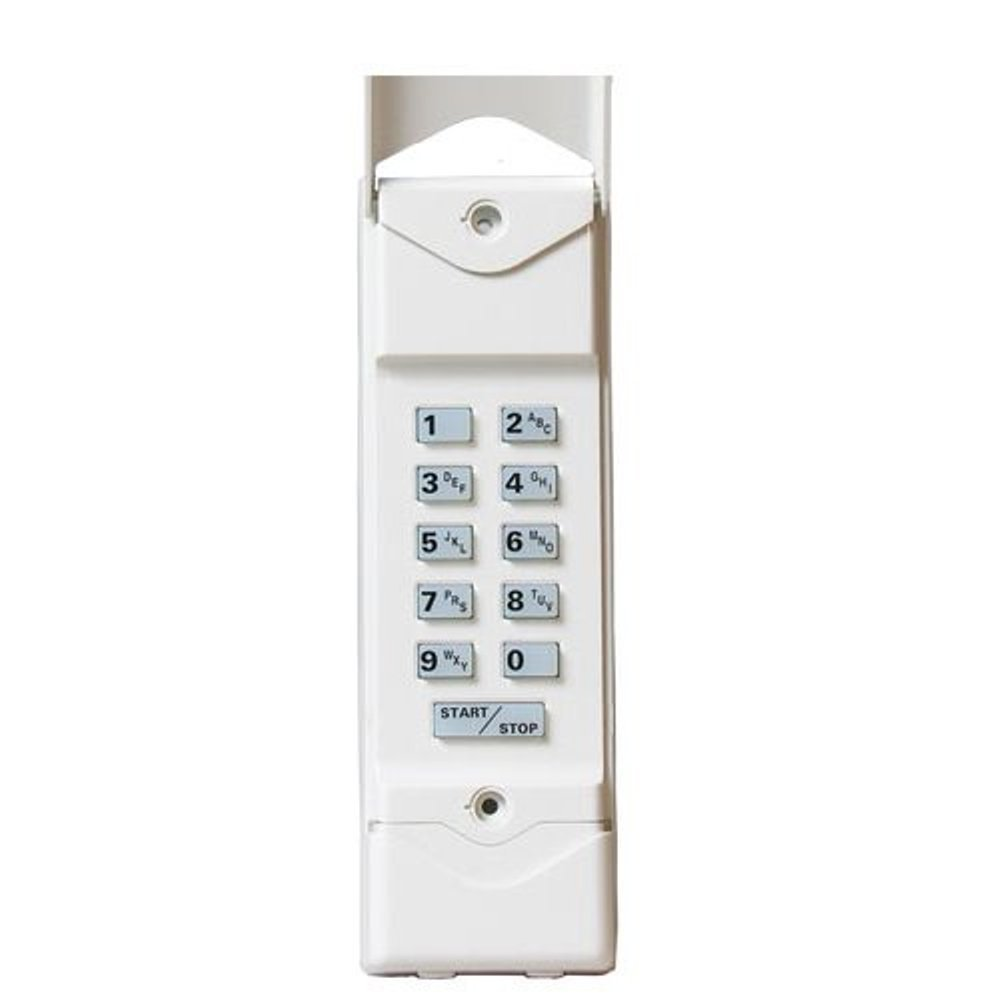 Linear Mega Code MDTK Wireless Digital Keypad Keyless Entry Gate/Garage Door Opener DNT00058