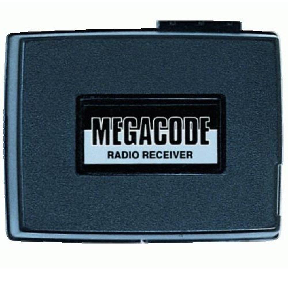 Linear MegaCode MDR Single Channel Gate Garage Door Opener Radio Receiver DNR00071