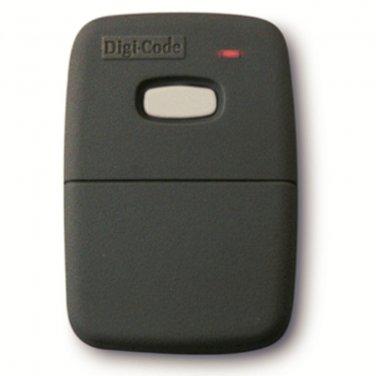 Digi Code 5012 remote compatible with Stanley 1050 gate or garage door opener remote Digicode