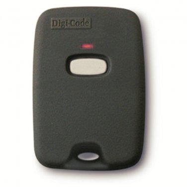 Digi Code 5042 Keychain remote compatible with Stanley 1082 gate or garage door opener Digicode