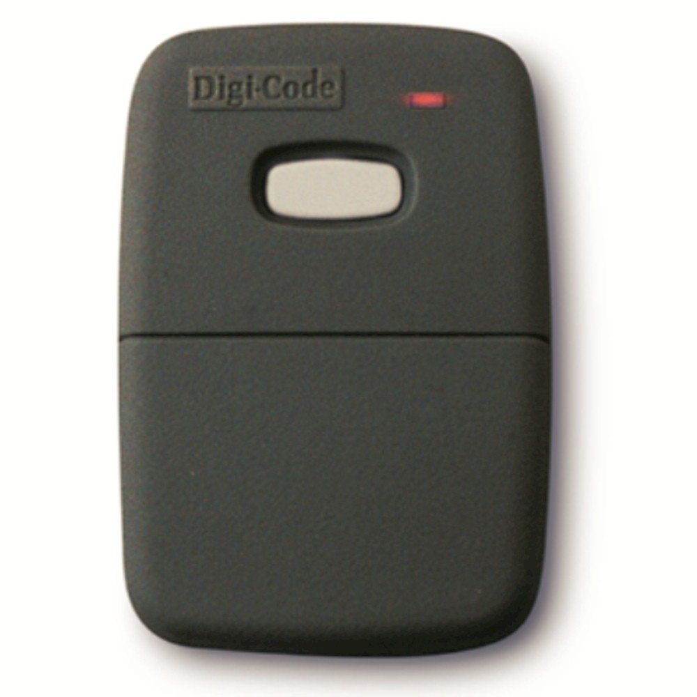 Digi Code 5012 remote compatible with Stanley 1050 gate or garage door opener remote Digicode