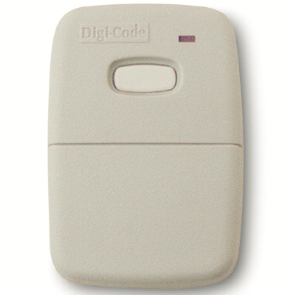 Digi Code 5010 remote compatible with Multi Code 3089 gate or garage door opener remote Digicode