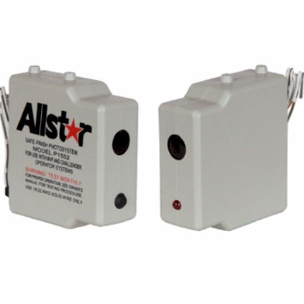 Allstar 109775 Safe Finish Garage Door Safety Sensor Beams by Linear 190-109775
