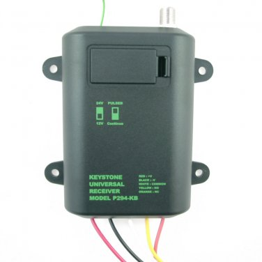 Heddolf P294-K 1-Channel 12/24V Code Switch Radio Receiver