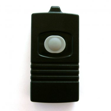 Allstar 9931MT 1 Button Keychain Remote by Linear 109391 Allister Pulsar 318MHz Comp