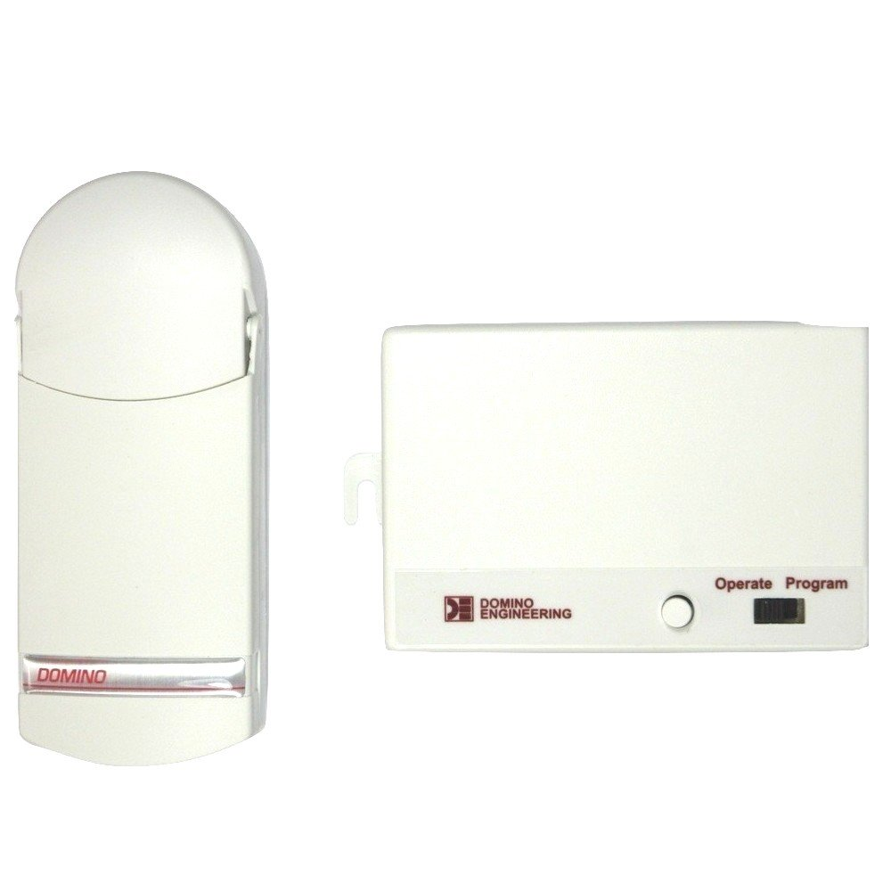 Domino Engineering GD-1 Hard Wired Keyless Entry Keypad Compatible With Any Garage Door Opener