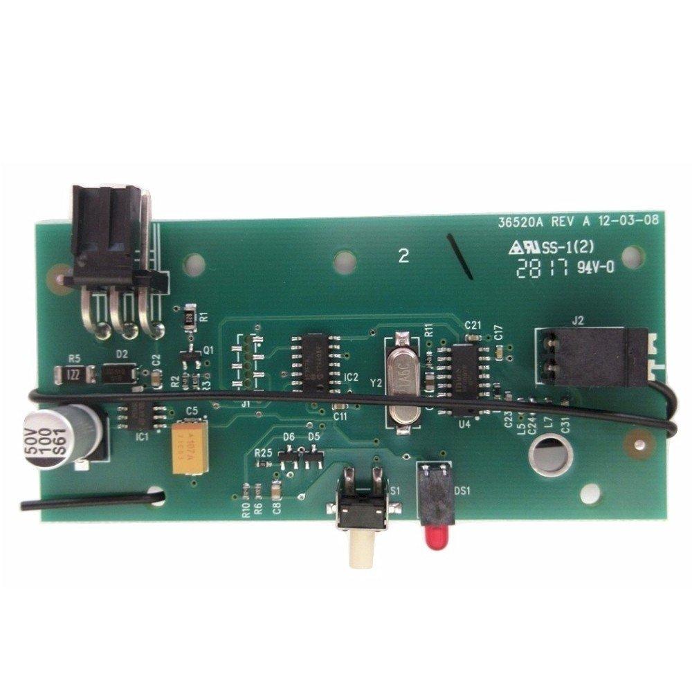 Genie 36521r Internal Intellicode Garage Door Opener Radio