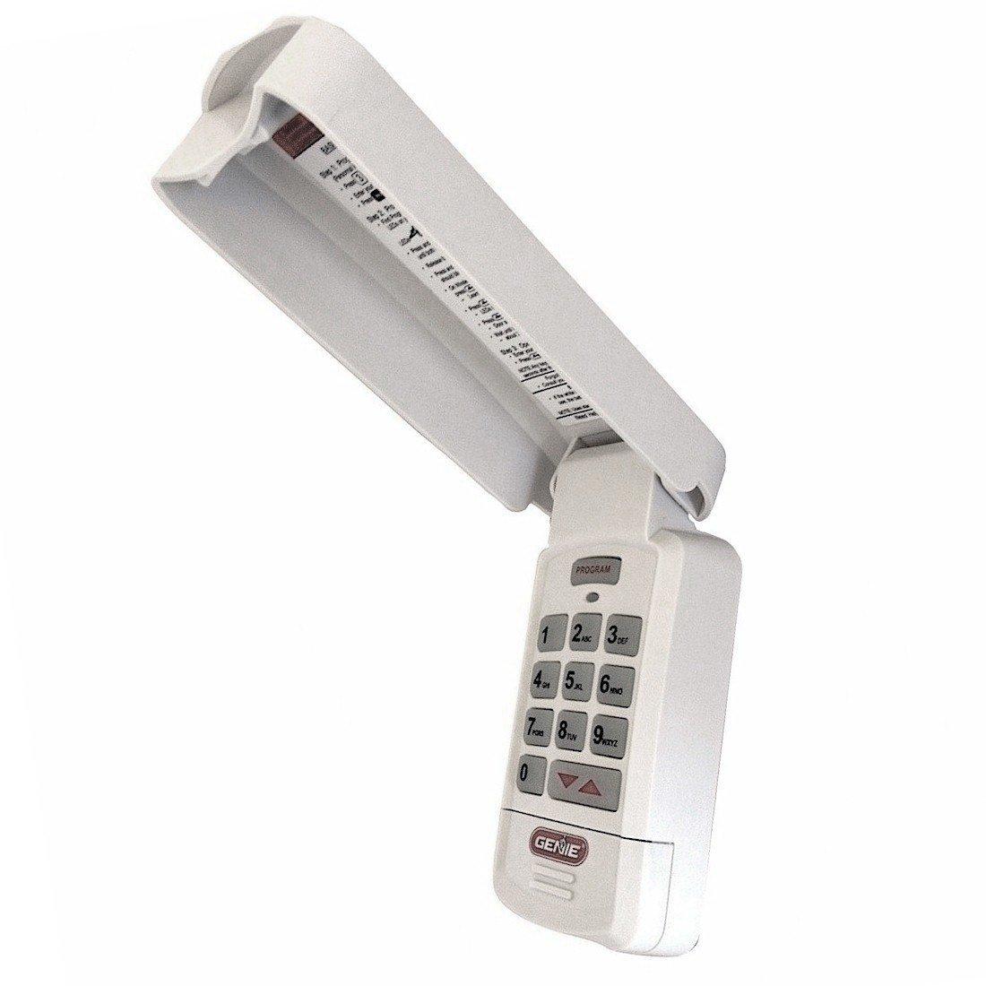 Genie Gk Bx Intellicode Wireless Keypad 37224r Overhead