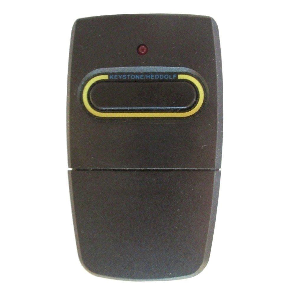 Heddolf 0220-1KB-360 Overhead Doors Crusader Compatible Visor garage door opener 360Mhz 9 switch