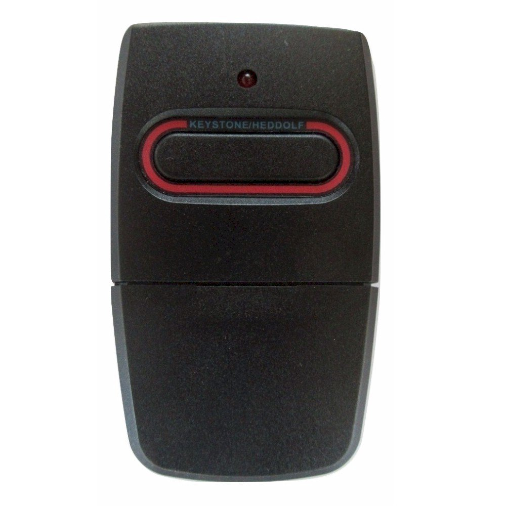 Heddolf M220-1KB New Style Visor Gate Garage Door Opener Compt with Multi-Code 10 code switch 300MHz