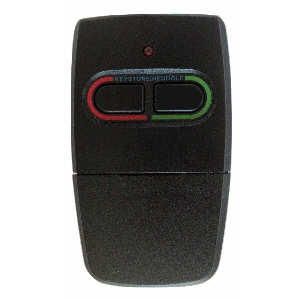 New Heddolf P220-2KB 2 Button Visor Garage Door Opener 318Mhz Allstar Allister Pulsar GTO compatible